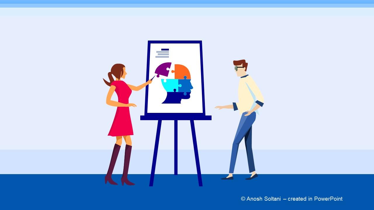 PowerPoint Schulung Erstellen von Business-Grafiken leicht gemacht Titel Foto